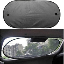 Автомобиль солнцезащитный изолированный солнцезащитный козырек переднее ветровое стекло боковое крыло тонированный оттенок черный сетчатый задний бампер