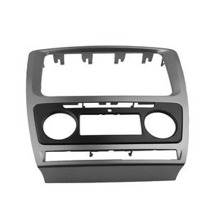 Image 4 - 2 Din Radio Fascia for Skoda Octavia Audio Stereo Panel Mounting Installation Dash Kit Trim Frame Adapter