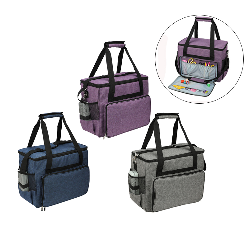 Big Capacity Storage Bag Oxford Cloth Sewing Machine Portable High-quality Waterproof Durable Travel Sewing Tools Handbag