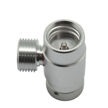 CO2 Refill Adapter W21.8-14 For Sodastream Soda Make Tank Small Kitchen Tools