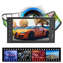 7 Inch HD Screen Android Car Stereo MP5 Player GPS Wifi USB FM AM Radio Multimedia Video For Toyota Corolla-250108 Vehicle GPS