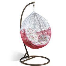 Подвесное кресло-качалка для дома, балкона, гостиной, отдыха, ленивое кресло, PE ротанг, плетение, одно сиденье, модная мебель для дома