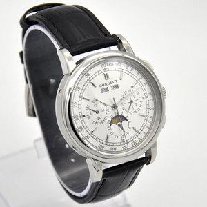 Image 4 - 42 ay fazı izle erkek hafta takvim yıl ay otomatik mekanik часы мужские механические montre homme 316L paslanmaz çelik