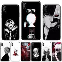 tokyo ghoul Japan anime Custom Photo Soft Phone Case For