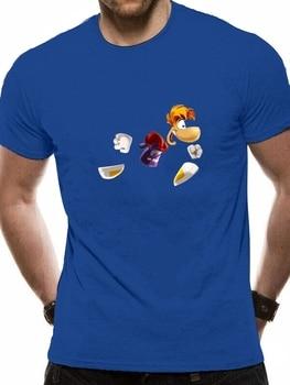 Camiseta de diseñador de Camiseta de filmación Venda de filón Rayman Legends...
