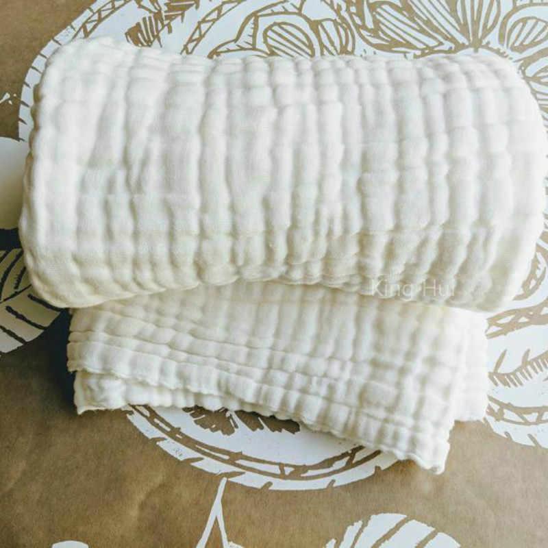 Baby Decke Weichen Baby Decken Neugeborenen Manta Bebe Korallen Baby Musselin Quadrate Baby Bad Swaddle Wrapples