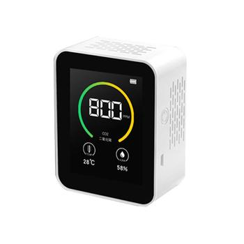Co2 Meter Co2 Detector Sensor Gas Concentration Content Color Screen TFT Intelligent Air Tester Air Quality Monitor 400-5000 PPM protable carbon dioxide detector air quality meter monitor gas analyzer reliable digital co2 sensor meter air quality tester