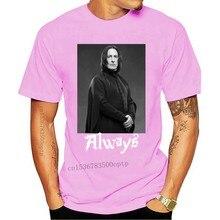 Severous Snape Always Tribute Tshirt 164 Shirt Wholesale Tee Shirt