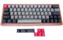 أغطية مفاتيح NPKC PBT لـ GH60 XD60 XD64 DZ60 GK61 GK64 تناسب مع مفاتيح Cherry MX للوحة المفاتيح الميكانيكية شحن مجاني