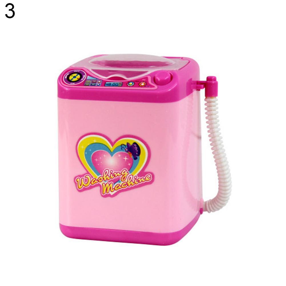 1Pcs Pretend Play Home Appliances Kids Children Developmental Educational Toy Kids Children Pink Furniture Toys Gift