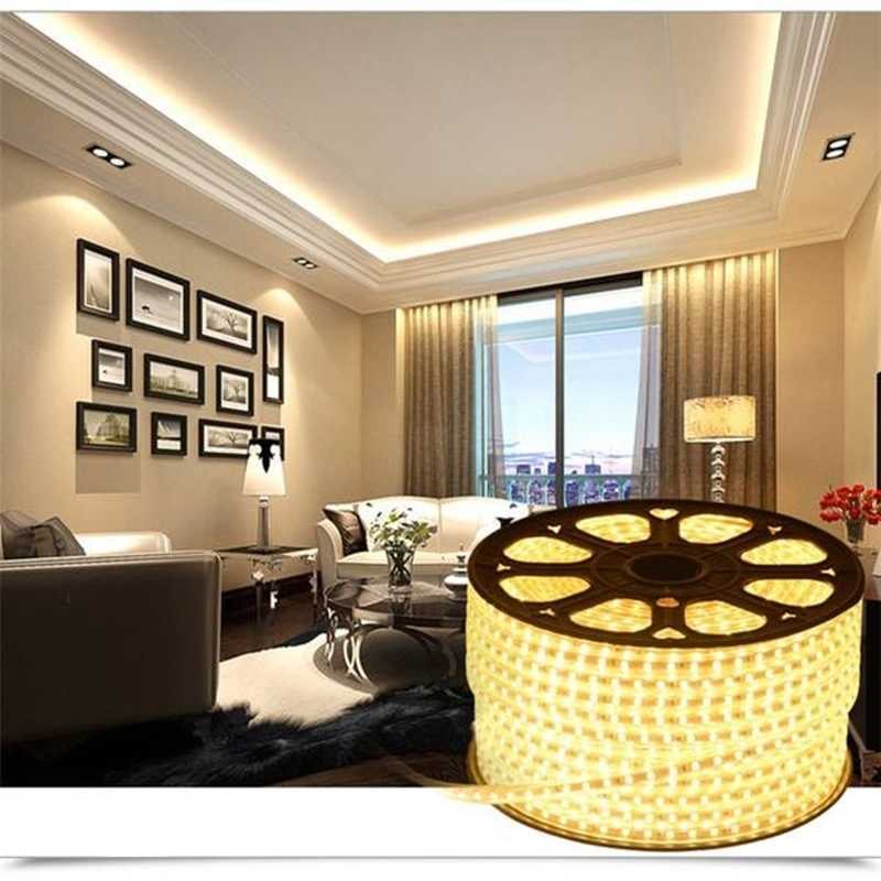 LED Strip Light SMD2835 Super Bright Dimmable Flexible Waterproof Outdoor Garden