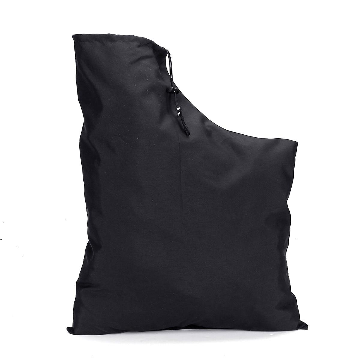 Black Leaf Blower Vacuum Bag Fit For Eater Barracuda 2595 Mulcher Lawn Yard Shredder Garden Tool Storage Bag Accessories