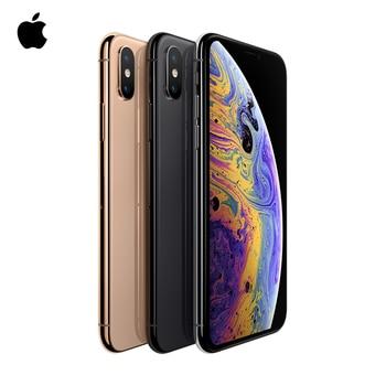 Перейти на Алиэкспресс и купить IPhone XS Max 256G 6,5-дюймовый подлинный телефон с двойной картой и полным экраном