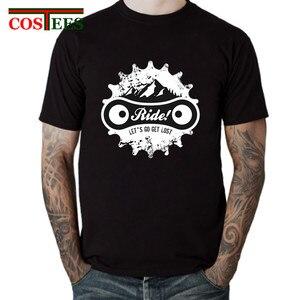 Хороший дизайн для тех, кто любит Велоспорт Приключения футболка горный велосипед футболка Мужская MTB велосипедная Одежда MTB футболка для в...