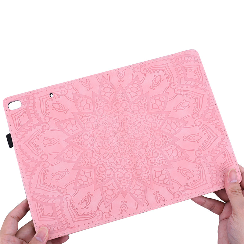 Wekays 7th-Generation 10.2 A2232-Cover-Case Flower Classic Coque for Case iPad Funda