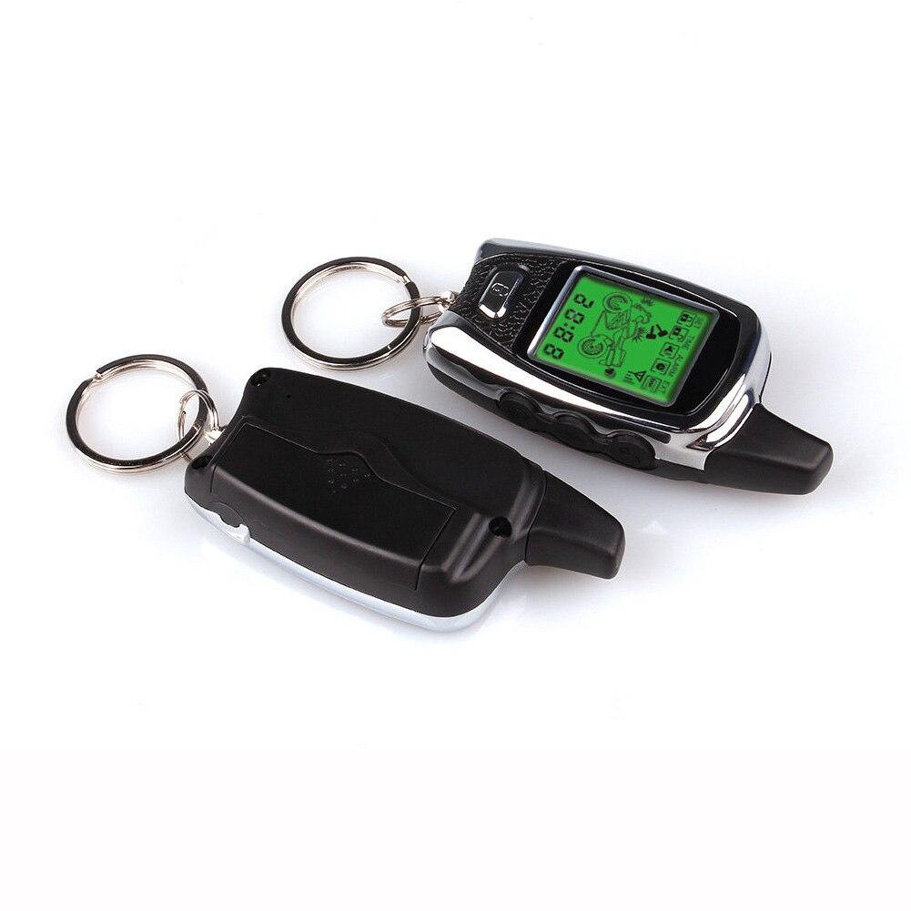 Espion moto cambrioleur 5000M démarrage à distance universel LCD affichage deux voies moto alarme Set micro-ondes capteur sécurité ABS son