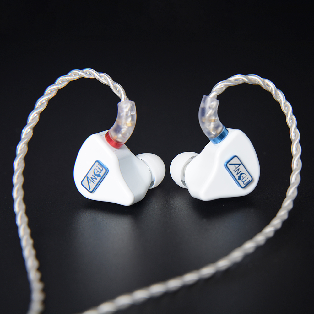 Unidades de Motorista de Alta Fone de Ouvido 1dd + 4ba Anew X-one Hybid Fidelidade In-ear Monitor Destacável Mmcx Substituir Tuninng Módulos Iem 5