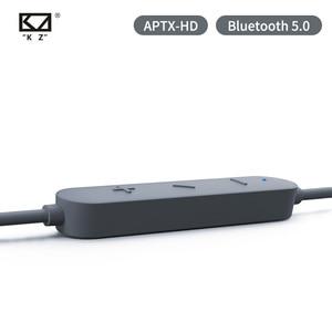 Image 2 - KZ Bluetooth 5.0 Earphone Cable Aptx HD CSR8675 Module headset Upgrade Cable MMCX\2PIN AS10 ZST ZSN ZS10 PRO AS16 ZSX C12 ES4