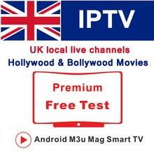 1 year Europe IPTV UK M3U code Subscription UK Italy France Turkey Sport Hollywood movies for