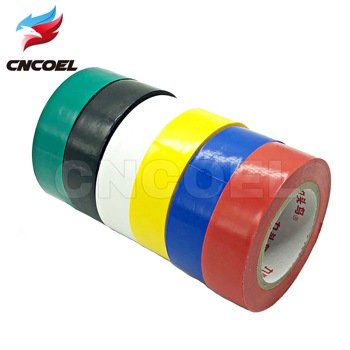 1 Roll PVC Self-adhesive Vinyl Electric Tool 18MM10M Electrical Insulating Tape High-temperature Insulation Flame Retarda zhishunjia electrical pvc insulation adhesive tape green