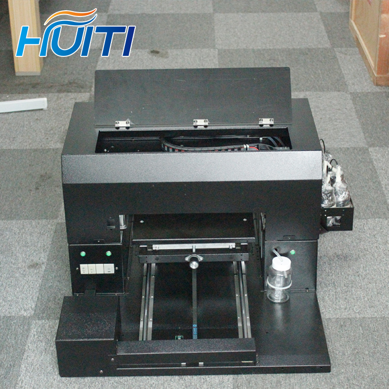 Huiti,UV Flat Universal Printer, Fully Automatic Small Color Mobile Phone Case, Printing And Printing Machine Equipment