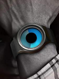 Clock Male Mesh-Band Watches Men Gentleman Gift Creative Quartz Stainless-Steel Casual