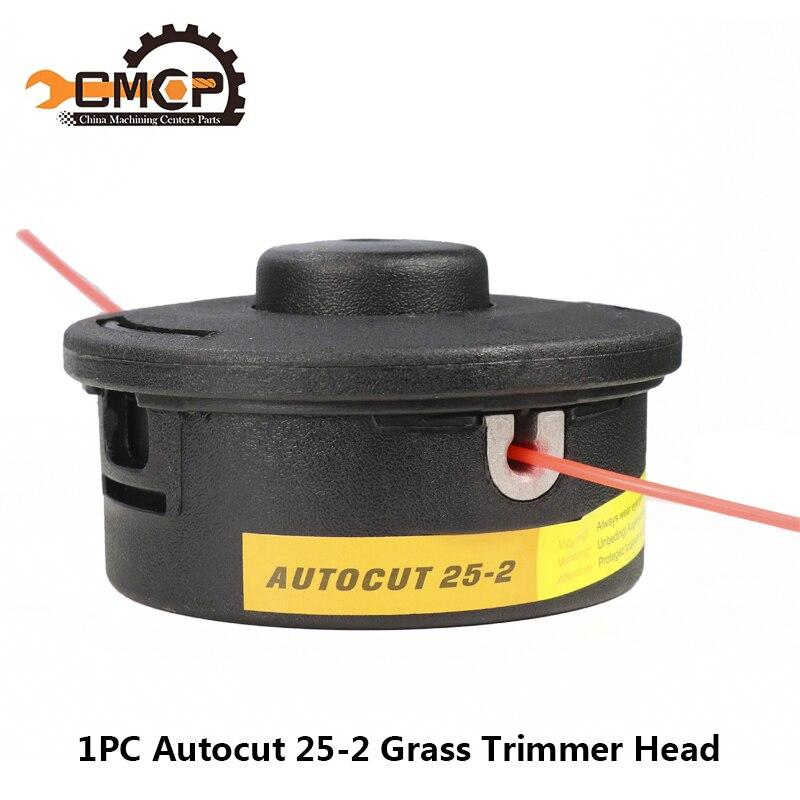 1pc 1.0LHF Autocut 25-2 Grass Trimmer Head Fit Stihl FS80 FS85 FS81 FS86 FS87 FS100 FS106 FS108 Brush Cutter Head Trimmer