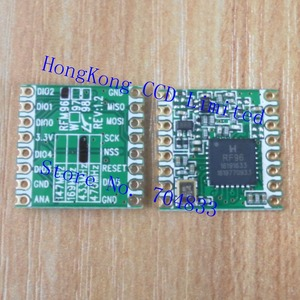 Image 2 - RFM95 RFM95W 868mhz 915mhz lora SX1276 無線トランシーバモジュールRFM96 RFM96W RFM98 RFM98W 433mhz在庫工場卸売