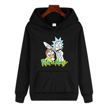 Rick Morty Hoodie, Cotton Hoodie for Men and Women, 2020