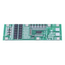 24V 6S 40A 18650 Li-Ion Lithium Battery Poretect Board Solar Lighting Bms Pcb With Balance For Ebike Scooter