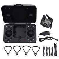 Mini Drone equipaje plegable Quadcopter Control remoto en tiempo Real 480P Cámara G99C
