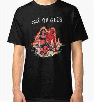 ¿Nueva camiseta Thee Oh Sees 2 tallas S M L 2Xl 3Xl ropa estampada? Camiseta