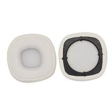 1 Pair/2Pcs Replacement Earpad Earmuff Cushion for MARSHALL MAJOR III Headsets цена и фото