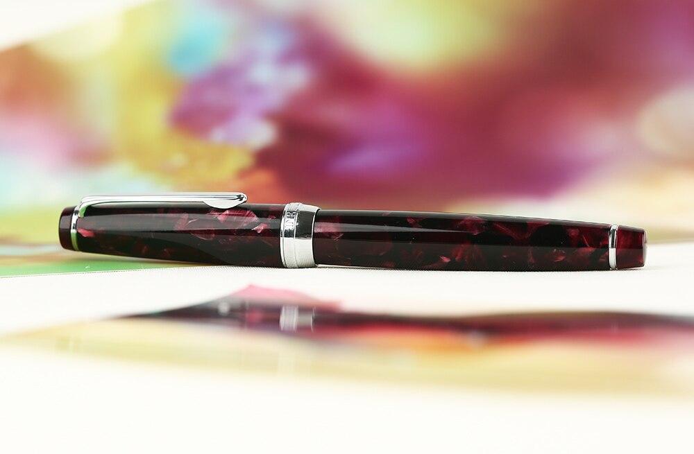 Nova moonman deike caneta tinteiro newmoon série