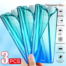 3PCS 9H Tempered Glass For Xiaomi Redmi Note 8 Pro 8T 8A on the Screen Protector Redmi 8 a note8 t note8t 8pro Protective Film