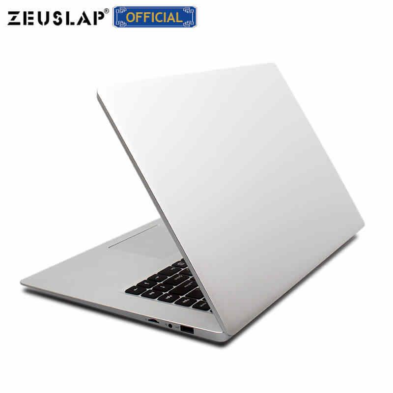 ZEUSLAP 15,6 дюймов Intel Четырехъядерный 4 ГБ ОЗУ + 64 Гб eMMC Windows10 двухдиапазонный Wifi 1920*1080P FHD ips нетбук ноутбук компьютер