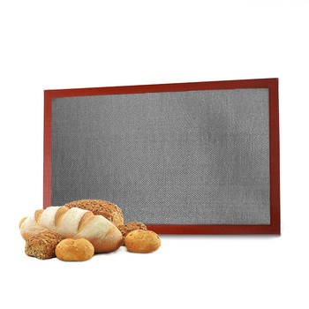 Silicone Baking Mat Made From Food Grade Material Suit For Oven And Microwave