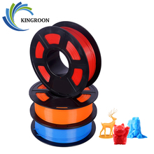 KINGROON1KG 1.75 mm ABS TPU PLA Filament 3D Printing Material for 3D Printer 3D Pen Plastic PLA filamento 3D Printer Parts