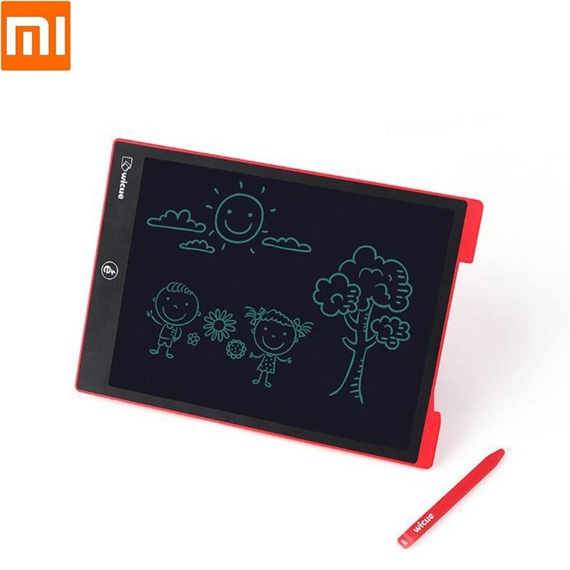 Xiaomi NEW Youpin Wicue LCD Handwriting Board Writing Tablet 12 Inch No Backlight Kids Small Blackboard Doodle Drawing Board