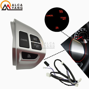For Mitsubishi ASX Cruise Control Switch Steering Wheel Control Switch Button Audio Volume Switch Only Right Side image
