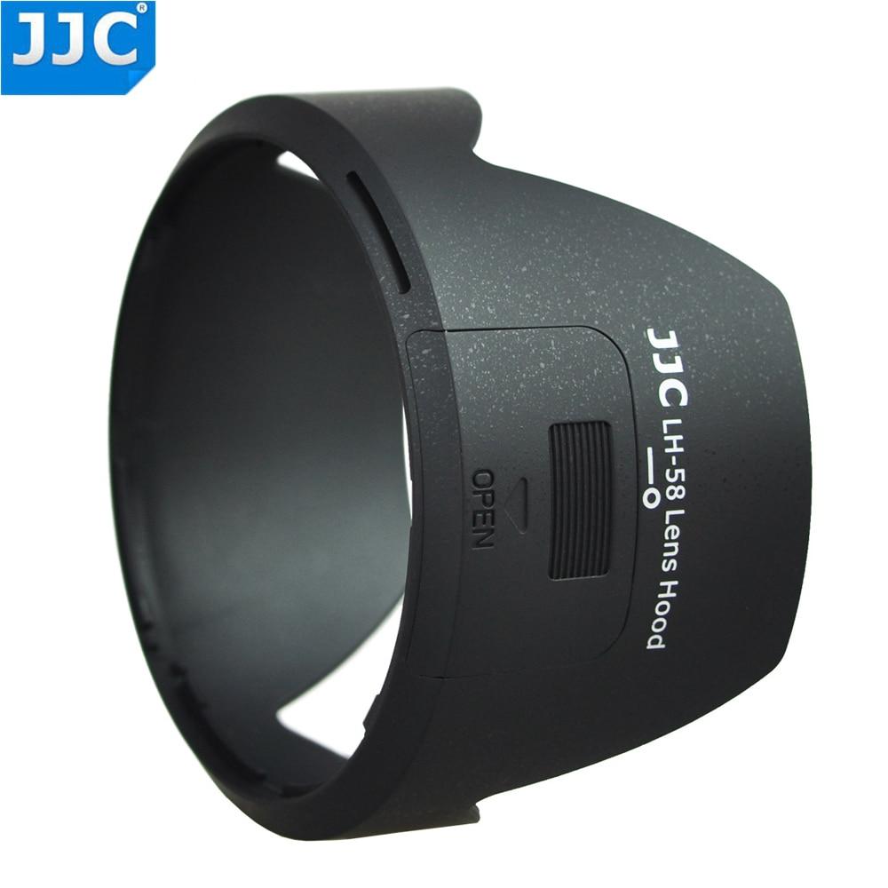 Professional Lens Hood Replace HB-58 Petal Lens Hood for Nikon AF-S DX 18-300mm f//3.5-5.6G ED VR Lens Shade