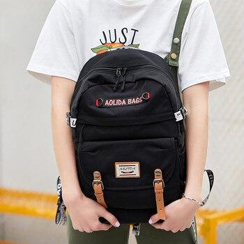 Rucksack Zum Verkauf | Heißer Verkauf Neue Rucksack Frauen Schule Taschen Für Mädchen Große Kapazität Usb Ladung Laptop Rucksack Reisetaschen Rucksack