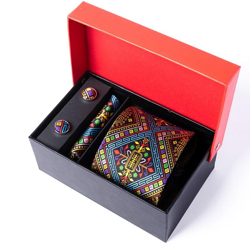 DHL/бесплатная доставка TNT 40 шт 125 стиль галстук оптовая продажа новый модный мужской галстук 100% шелк высокой плотности Пейсли Полосатый галс... - 2