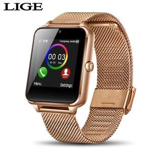 LIGE Luxury Electronic Watch M