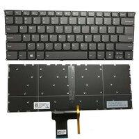 새로운 레노버 720S-14 720S-14IKB 시리즈 노트북 미국 백라이트 키보드 프레임 없음 14