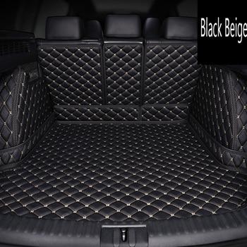 car trunk mats for Mercedes Benz w211 gla w176 w204 glk w212 w205 c180 w245 w246 car-styling carpet high class rugs case liners