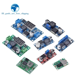 3A Adjustable DC-DC LM2596 LM2596S input 4V-35V Output 1.23V-30V dc-dc Step-down Power Supply Regulator module MP1584EN MINI360