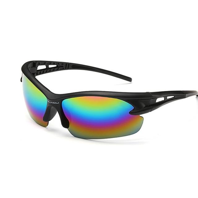 Ciclismo óculos de ciclismo das mulheres dos homens uv400 mtb óculos para bicicletas ciclismo ciclismo óculos de sol da bicicleta do esporte 3
