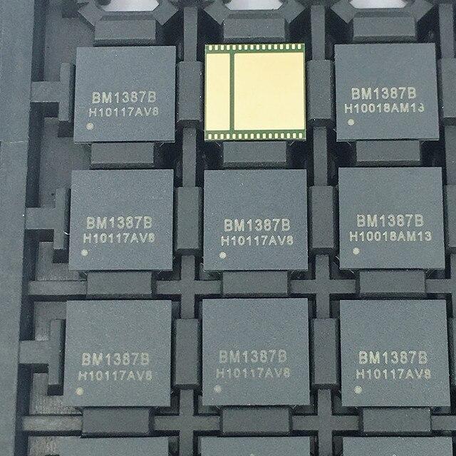 100% חדש מקורי 20 pcs 50 יח\חבילה BM1387 BM1387B QFN32 Bitcoin כורה S9 T9 שבב