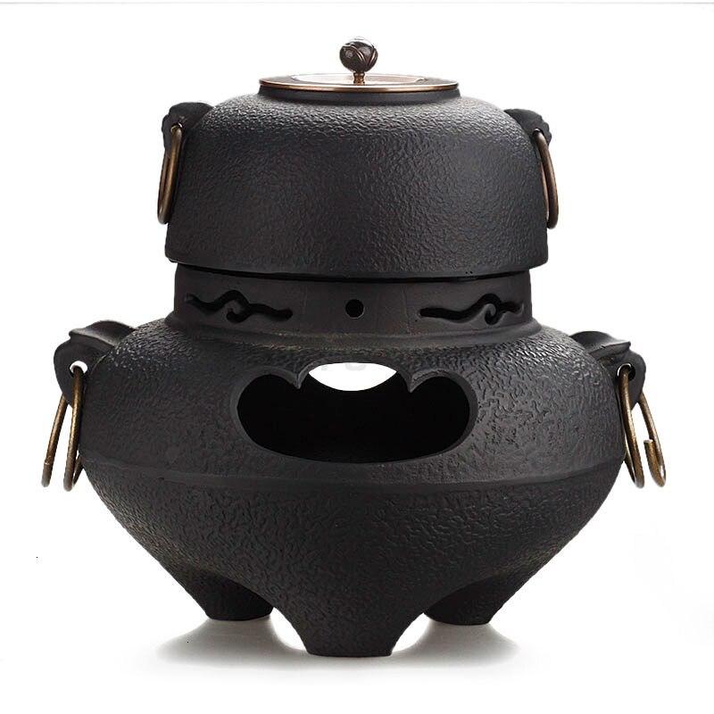 fo tan forno japão ferro fundido puro
